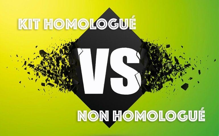 Boitiers E85 homologués versus boitiers non homologués